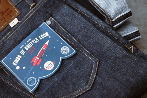 kings of indigo introduces Denim for life