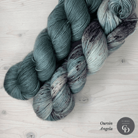 Kit duo de laine Angela par Fibre Carpe Diem