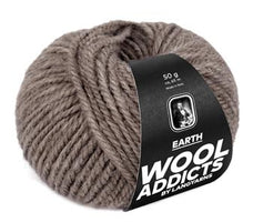 Wool Addicts Earth - Lang