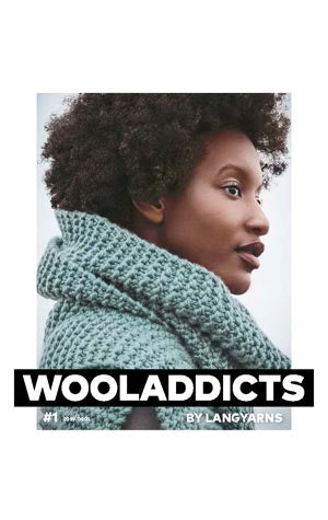 Livre de patrons Wool Addicts - Lang