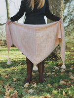 Bennet Sister Shawl Kit by Lindsey Fowler