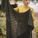 Yarn kit for Honey Moss shawl by Andrea Mowry
