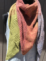 Triangular Shawl Yarn kit