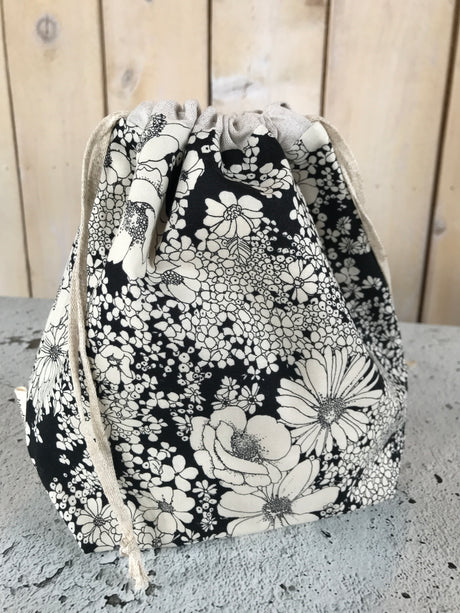 Zippered Project Bag by Blueberryfields