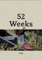 52 Weeks of Socks par Laine Magazine