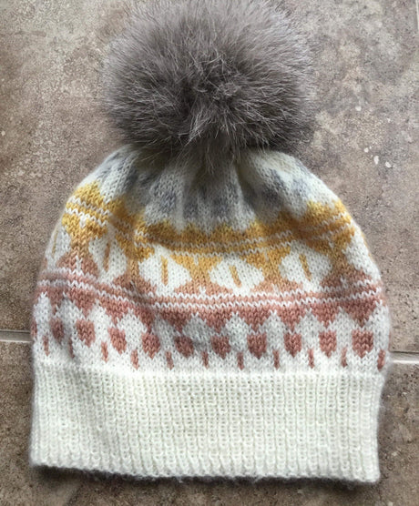 Mic Mac Hat Knitting Kit
