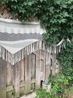 Bohemian Shawl Kit by Lucie Paquet