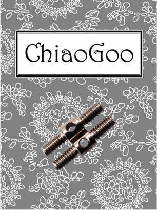 Cable Connectors / Adapters for Chiaogoo Interchangeable Needles