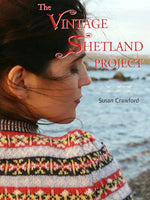 The Vintage Shetland Project by Suzan Crawford