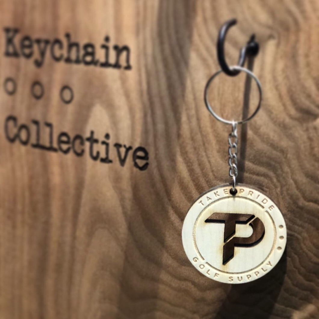 Keychain Take Pride Golf