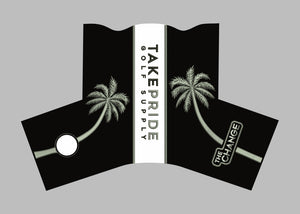 The Palms Putter Cover