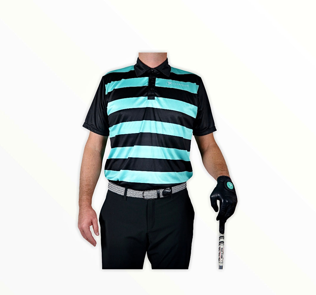 Stripe Show Polo