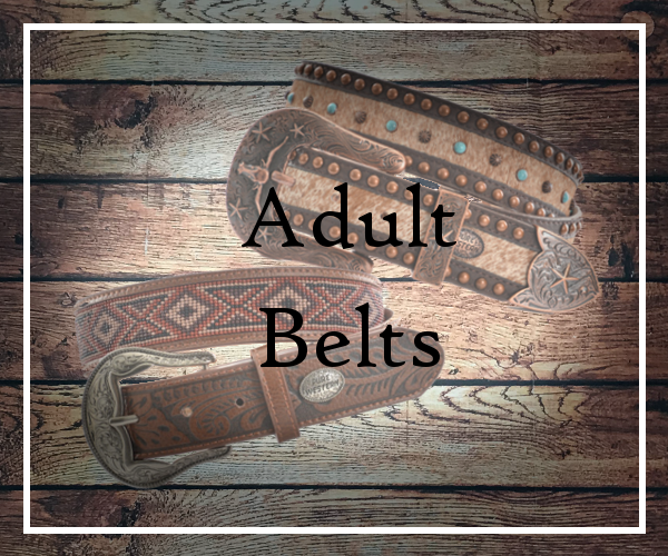 Adult Belts