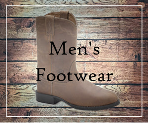 Men's Footwear: All