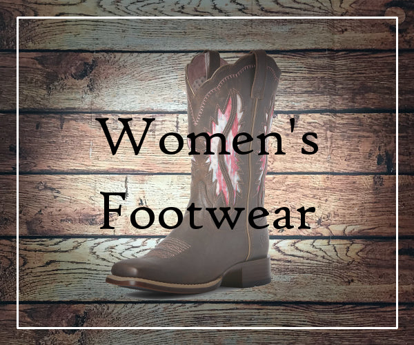 Women's Footwear: All