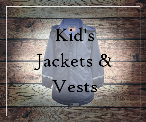 Kid's Jackets & Vests