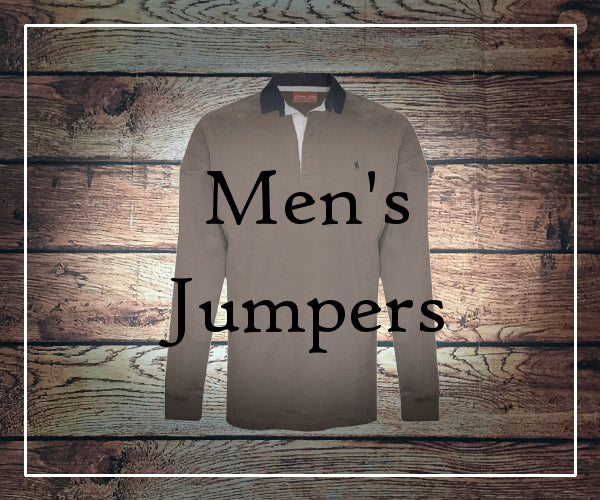 Men's Jumpers