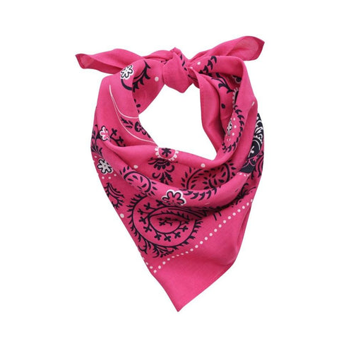 PURE WESTERN BROOKE BANDANA-Ranges Country