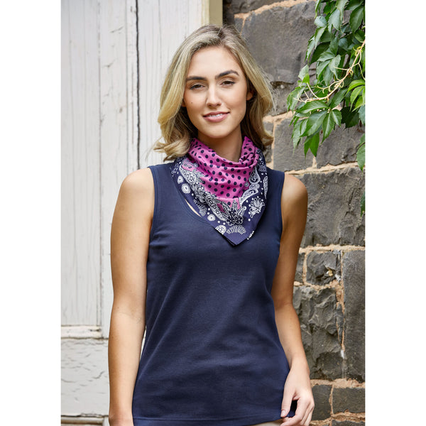 THOMAS COOK NECKERCHIEF