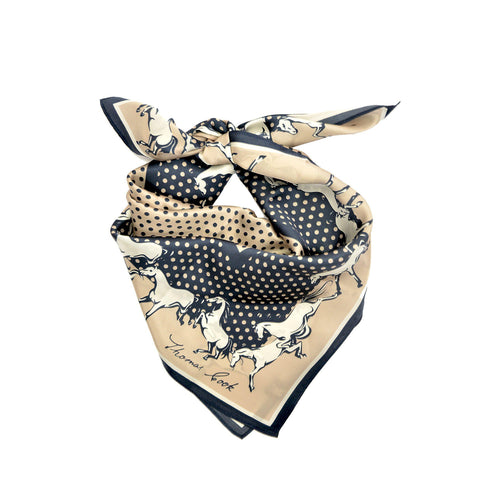 THOMAS COOK WOMENS SILK SCARF-Ranges Country