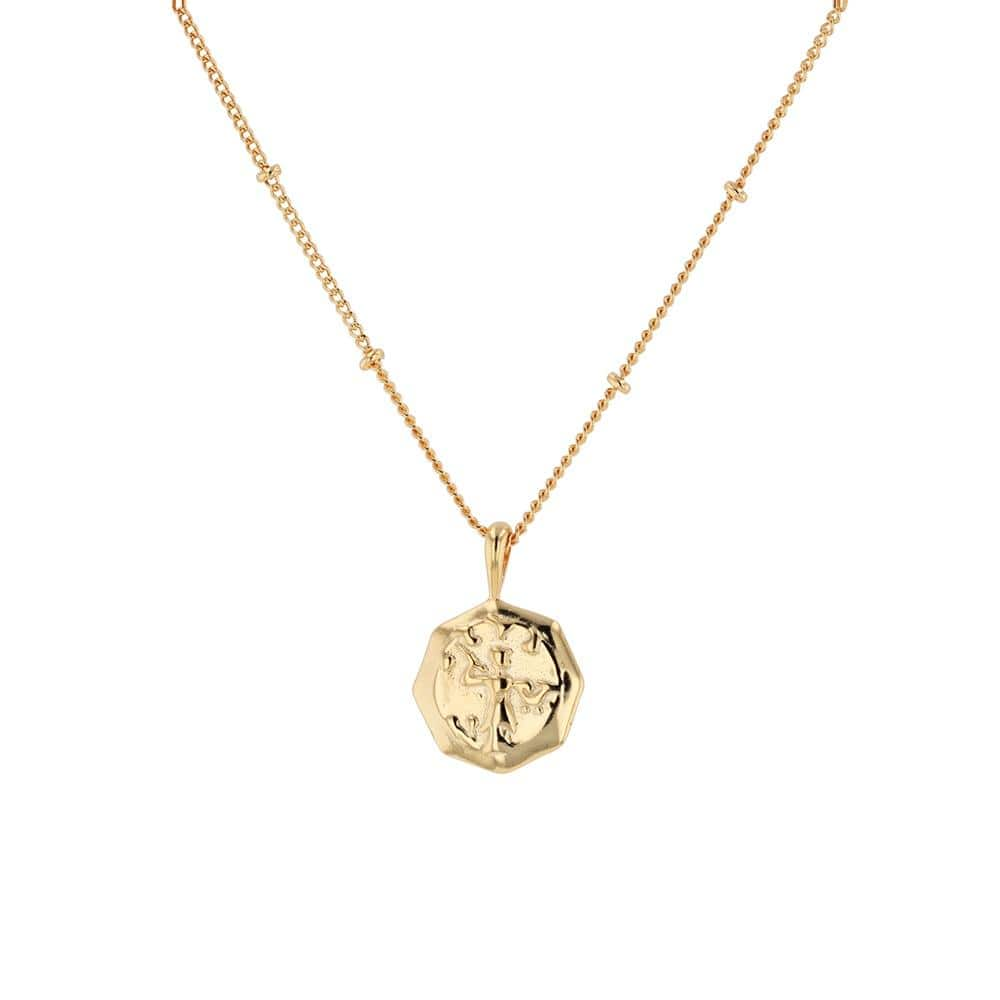 Jolie & Deen Jewellery Jolie & Deen | Billie Necklace - Gold