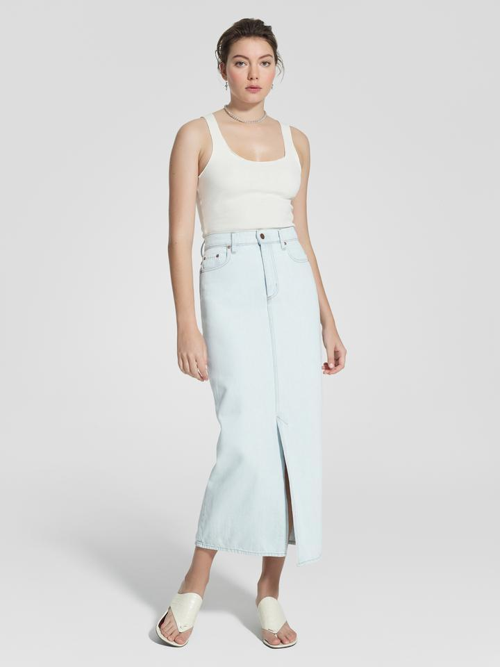 Nobody Denim Skirts Nobody Denim | Avery Skirt - Bask