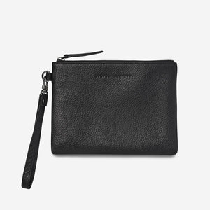 Status Anxiety Bags Status Anxiety | Fixation Clutch - Black