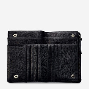 Status Anxiety Bags Status Anxiety | Insurgency Wallet - Black