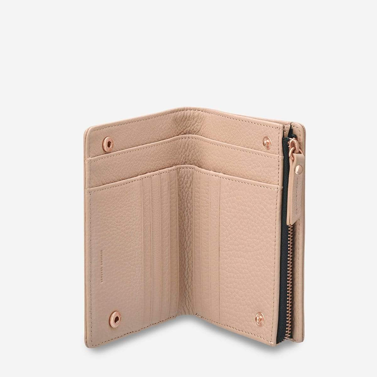 Status Anxiety Bags Status Anxiety | Insurgency Wallet - Dusty Pink