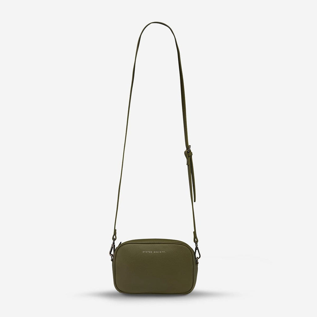Status Anxiety Bags Status Anxiety | Plunder Bag - Khaki