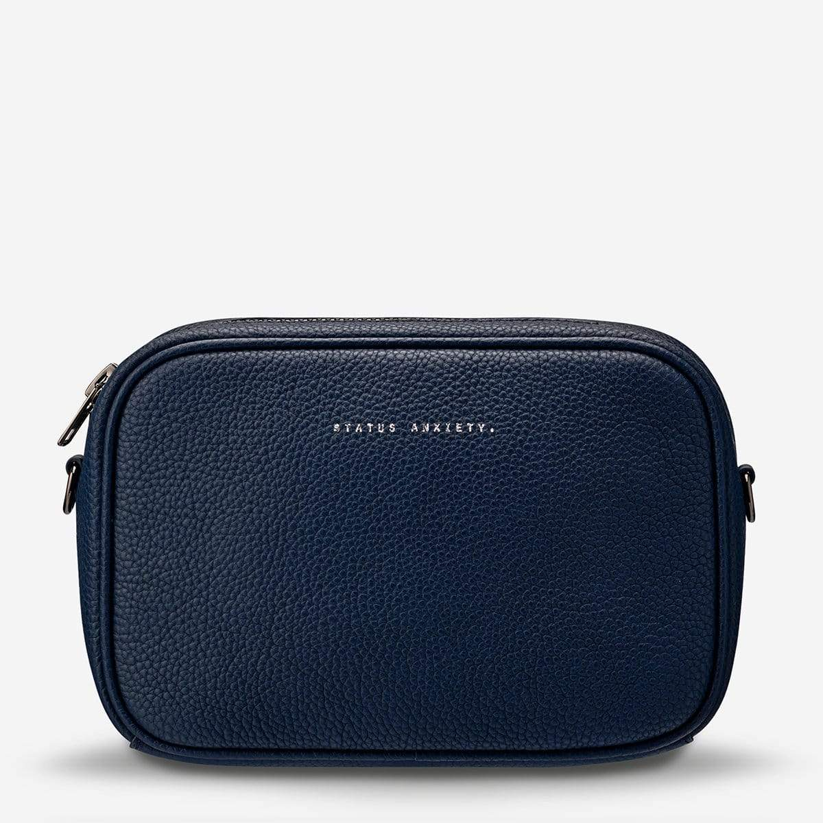 Status Anxiety Bags Status Anxiety | Plunder Bag - Navy Blue
