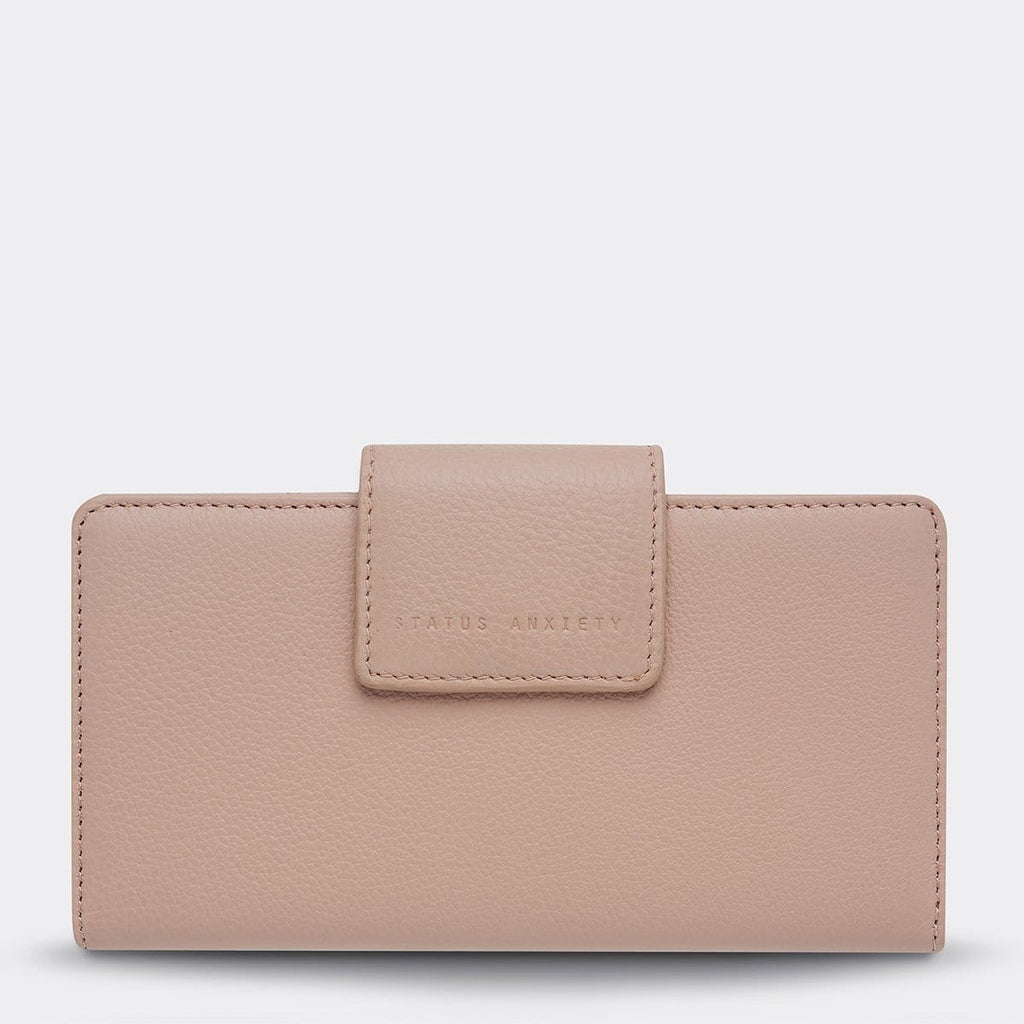 Status Anxiety Bags Status Anxiety | Ruins Wallet - Dusty Pink