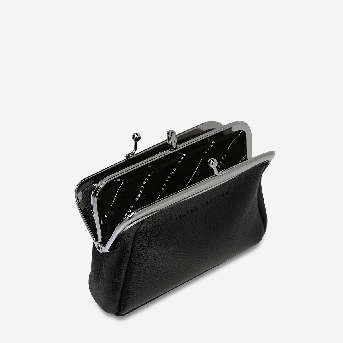 Status Anxiety Bags Status Anxiety | Volatile Wallet - Black