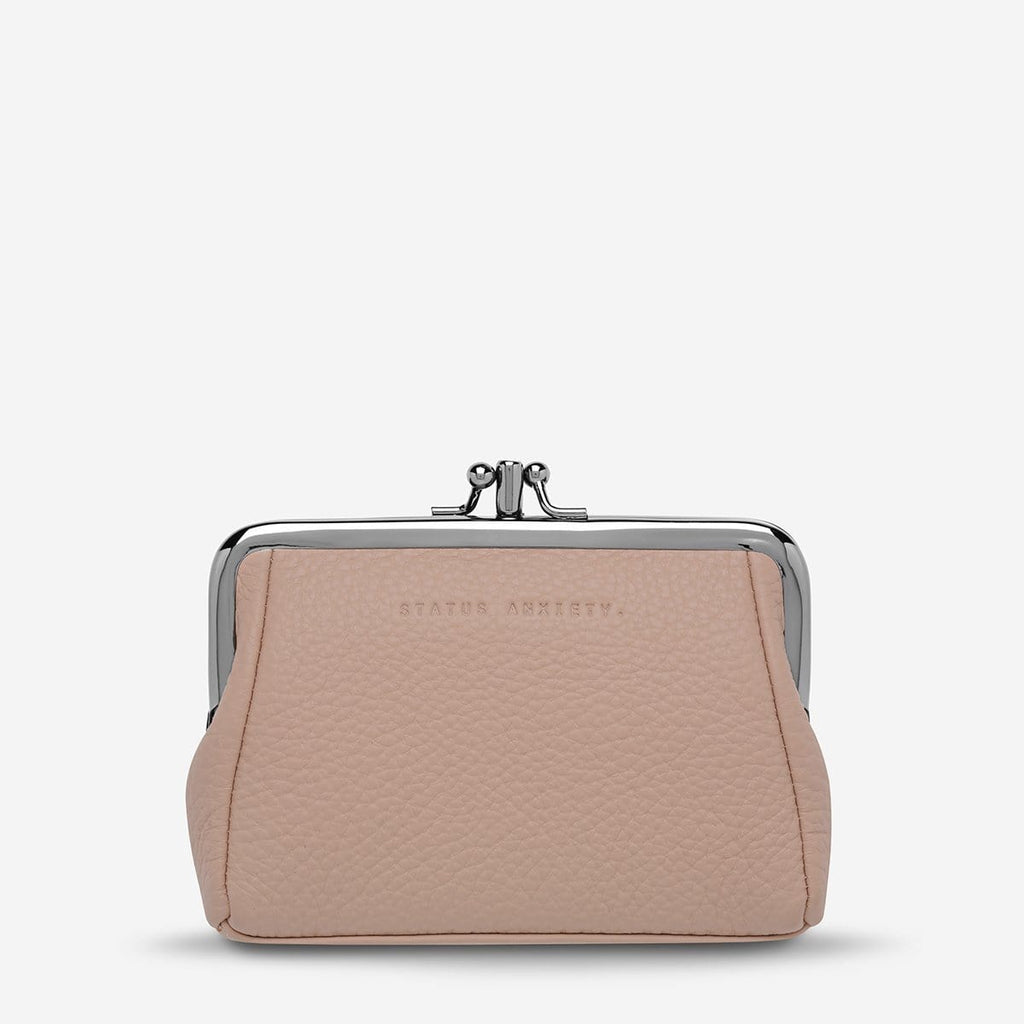 Status Anxiety Bags Status Anxiety | Volatile Wallet - Dusty Pink