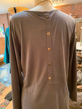 Load image into Gallery viewer, Slate Grey Toofan Top with pockets