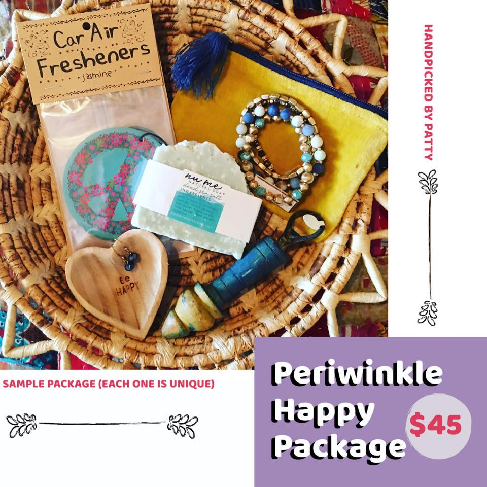 Periwinkle Happy Package