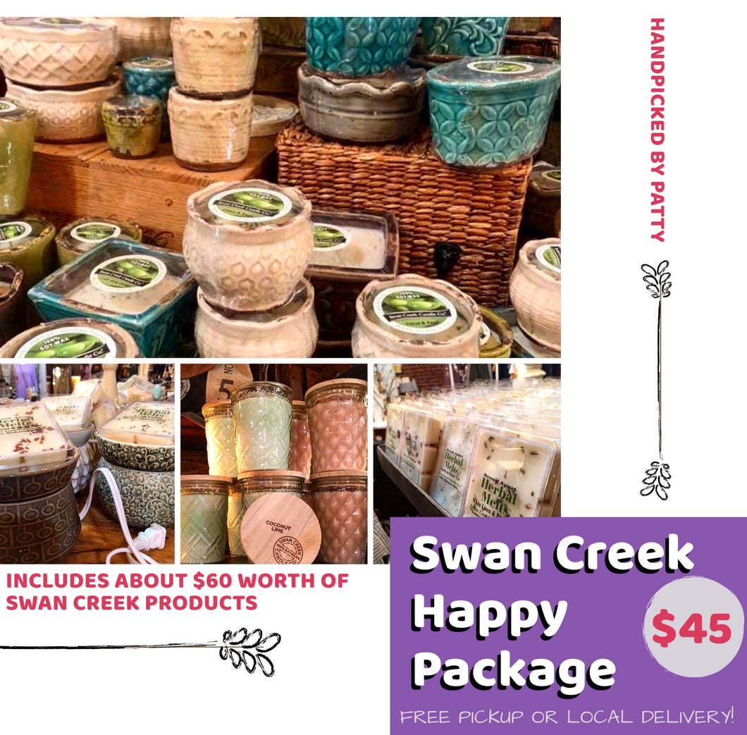Swan Creek Candle Co. Happy Package