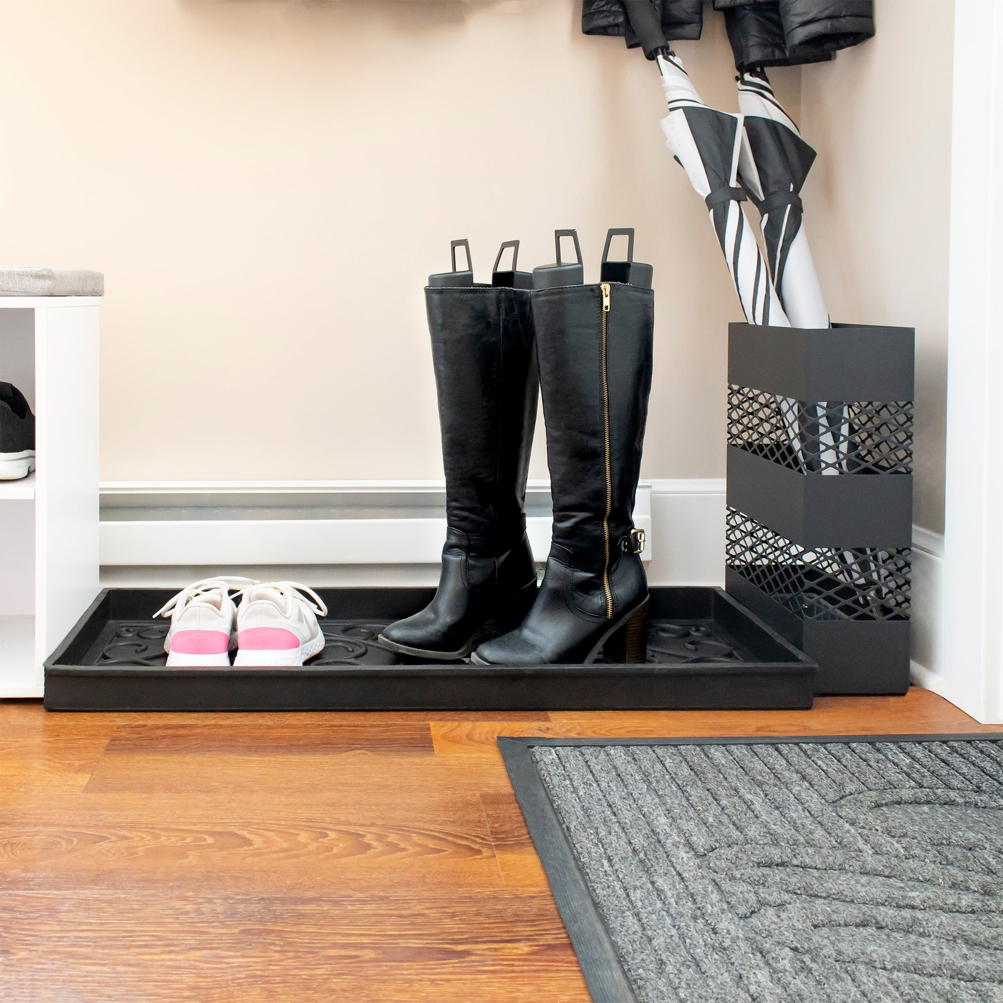 5 Win Big Mudroom Tips