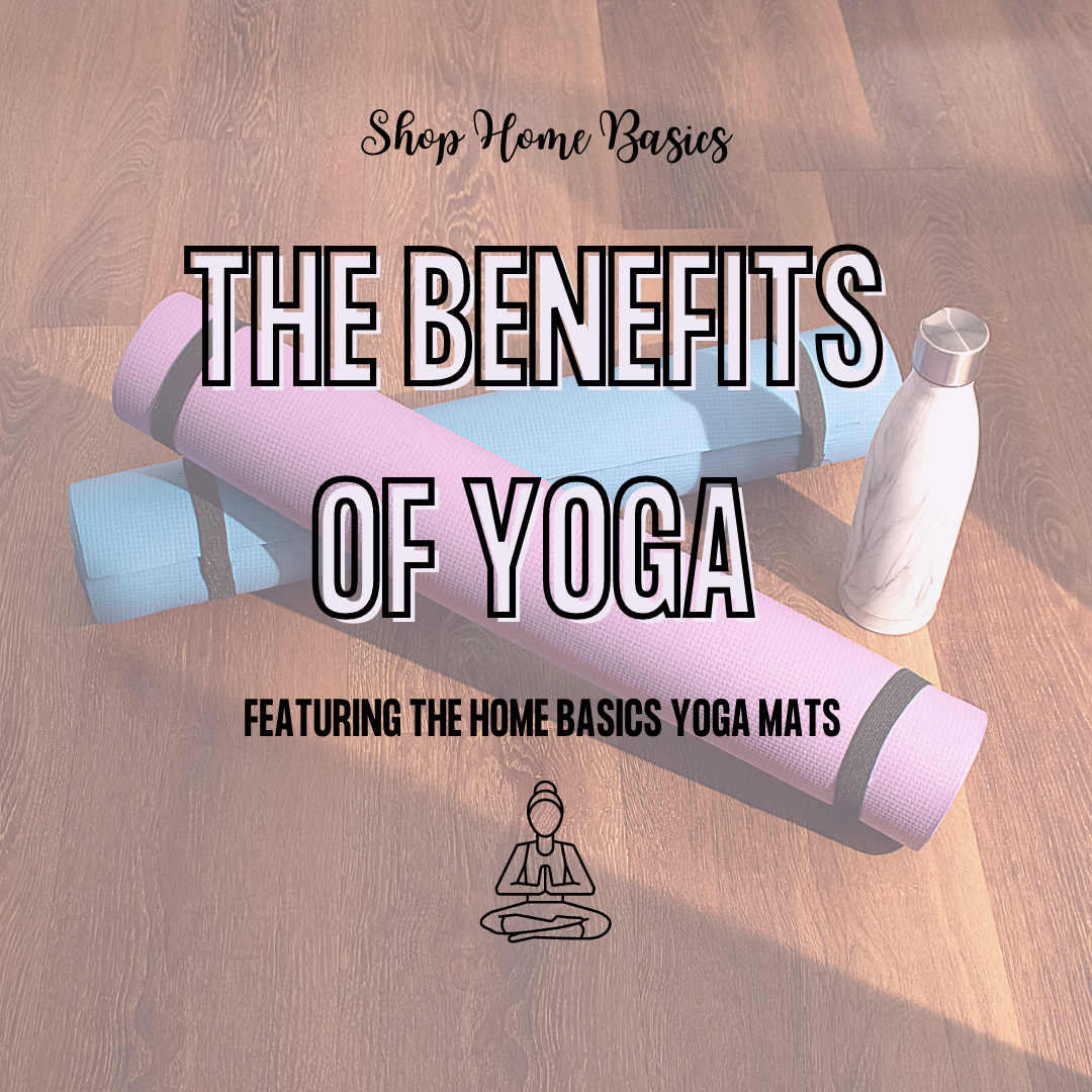 Top 5 Benefits of Yoga