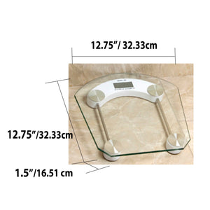 Glass Bathroom Scale