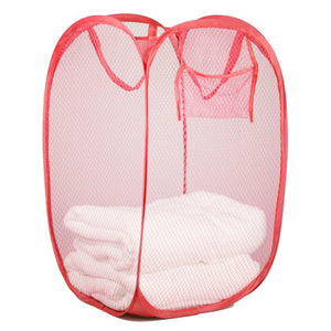 Sunbeam Collapsible & Pop Up Hamper - Red