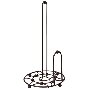 Arbor Collection Paper Towel Holder with Side Dispensing Tear Bar, Oil-Rubbed Bronze