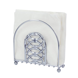 Infinity Collection Napkin Holder, Chrome