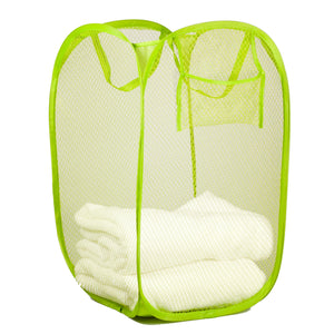 Sunbeam Collapsible & Pop Up Hamper - Green