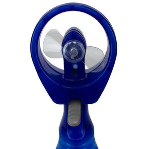 9 oz. Handheld Battery Operated Misting Fan