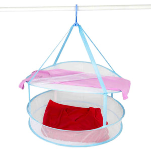 2 Tier Mesh Hanging Sweater Dryer