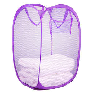 Sunbeam Collapsible & Pop Up Hamper - Purple