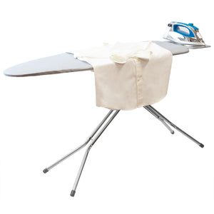 Sunbeam Ironing Board with Cover & Rest - Silver