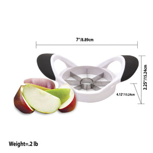 Plastic Apple Slicer & Corer