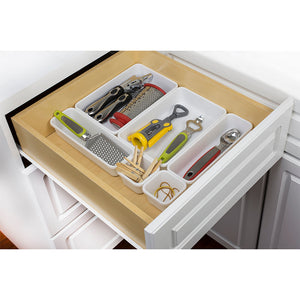 8 Piece Multi Drawer Organizer Set